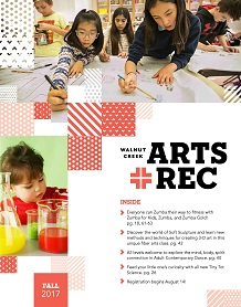 Walnut Creek Civic Arts And Education 2017 Fall Classes