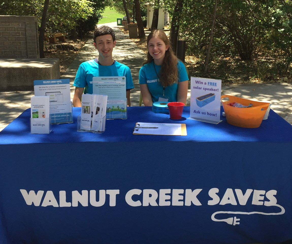 Save Energy and Money with Walnut Creek Saves