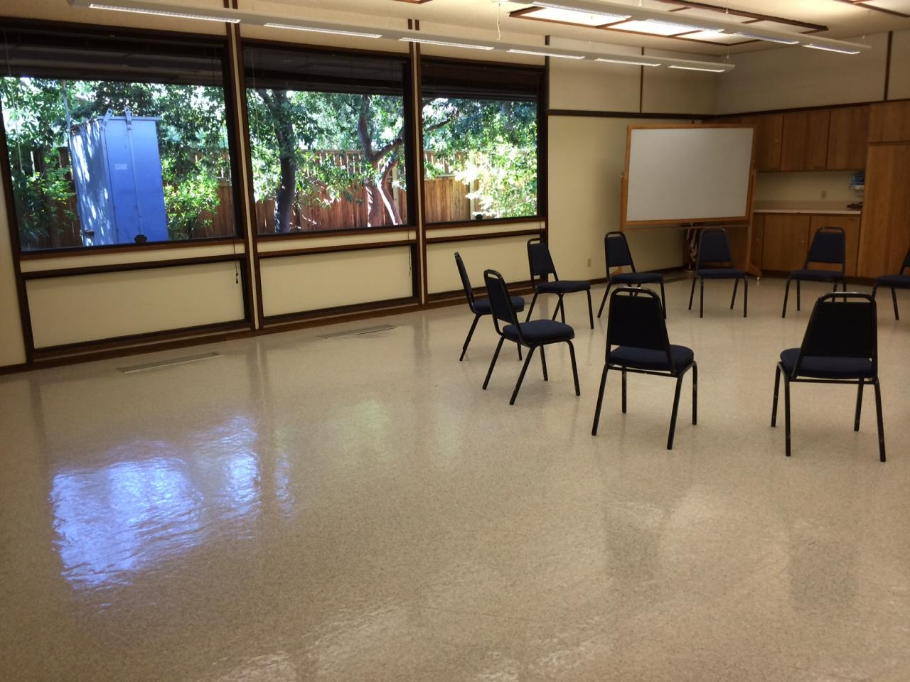 Civic Park Community Center Conference Room