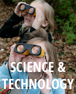 Science & Technology web