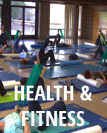 Health & Fitness web2