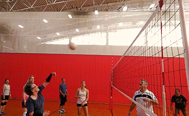 Adult Volleyball News Item