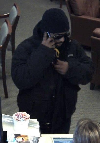Bank of the West Suspect