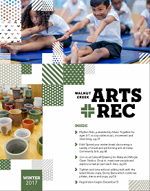 Walnut Creek Civic Arts And Education 2016 Fall Classes