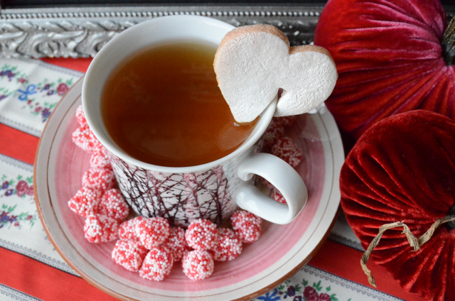 Walnut Creek Senior Club Annual Valentine's Tea
