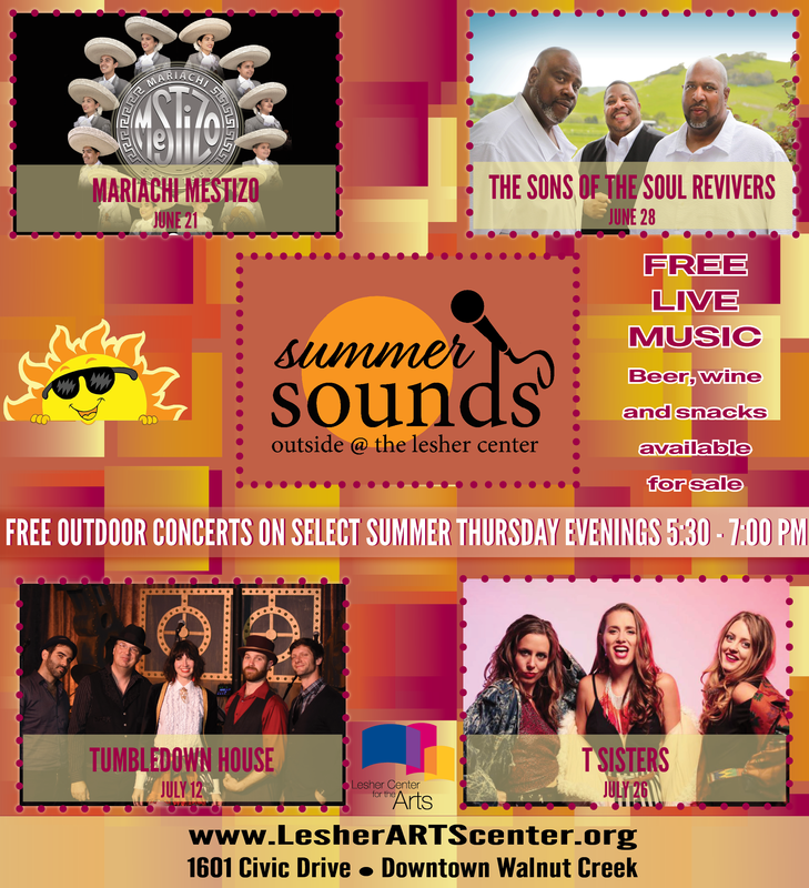 Free Summer Sounds Concert Mariachi Mestizo City Events Calendar
