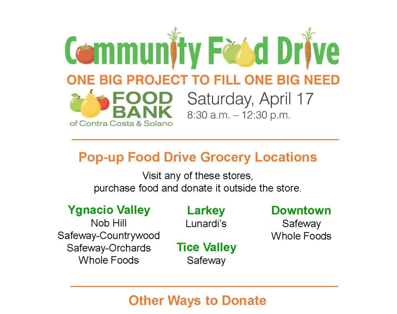 2021-April 8-17 Food Drive website