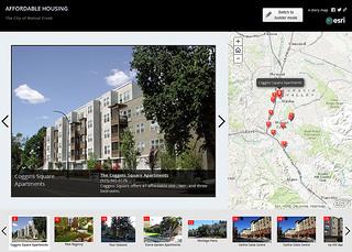 Affordable Rental Housing City Of Walnut Creek