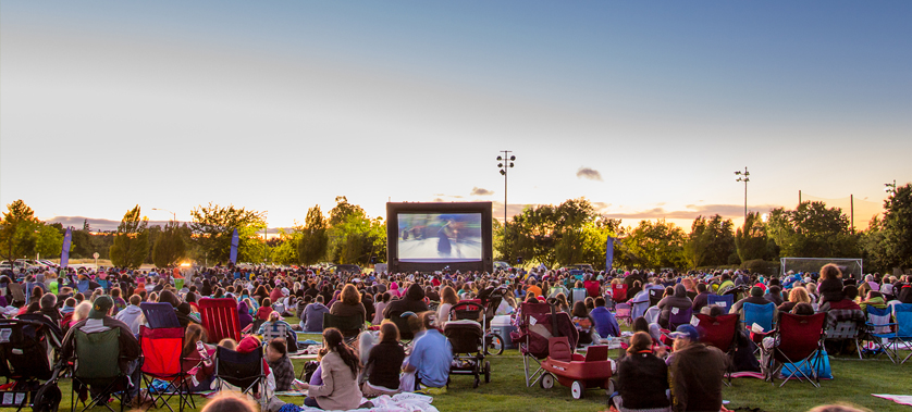 Music & Movies Under the Stars