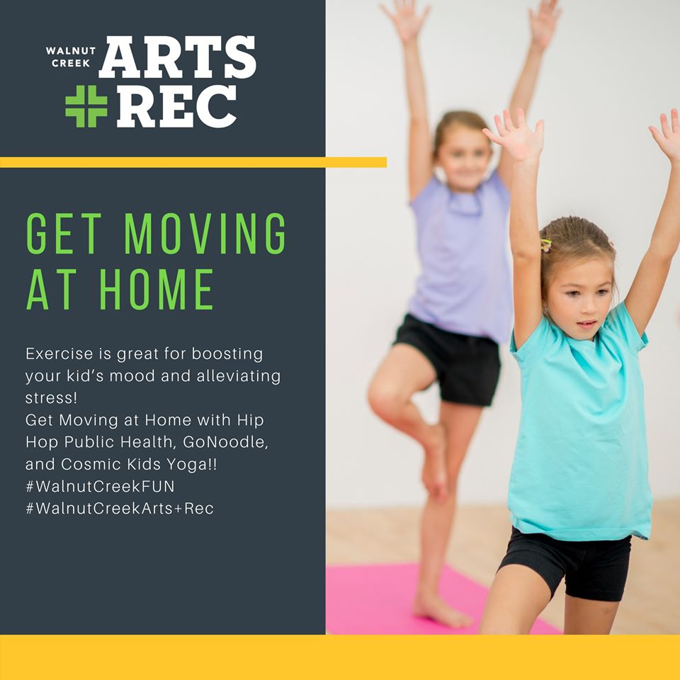 3.24 Get Moving at home